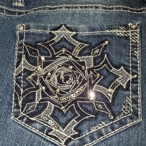 Love Nation Jeans - Jeans